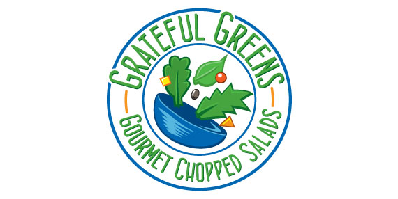 Grateful Greens restaurant logo