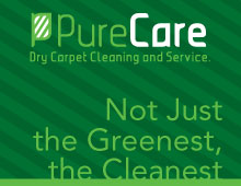 PureCare Carpet Branding and Identity
