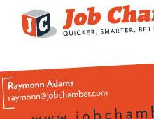 Job Chamber Branding and Identity